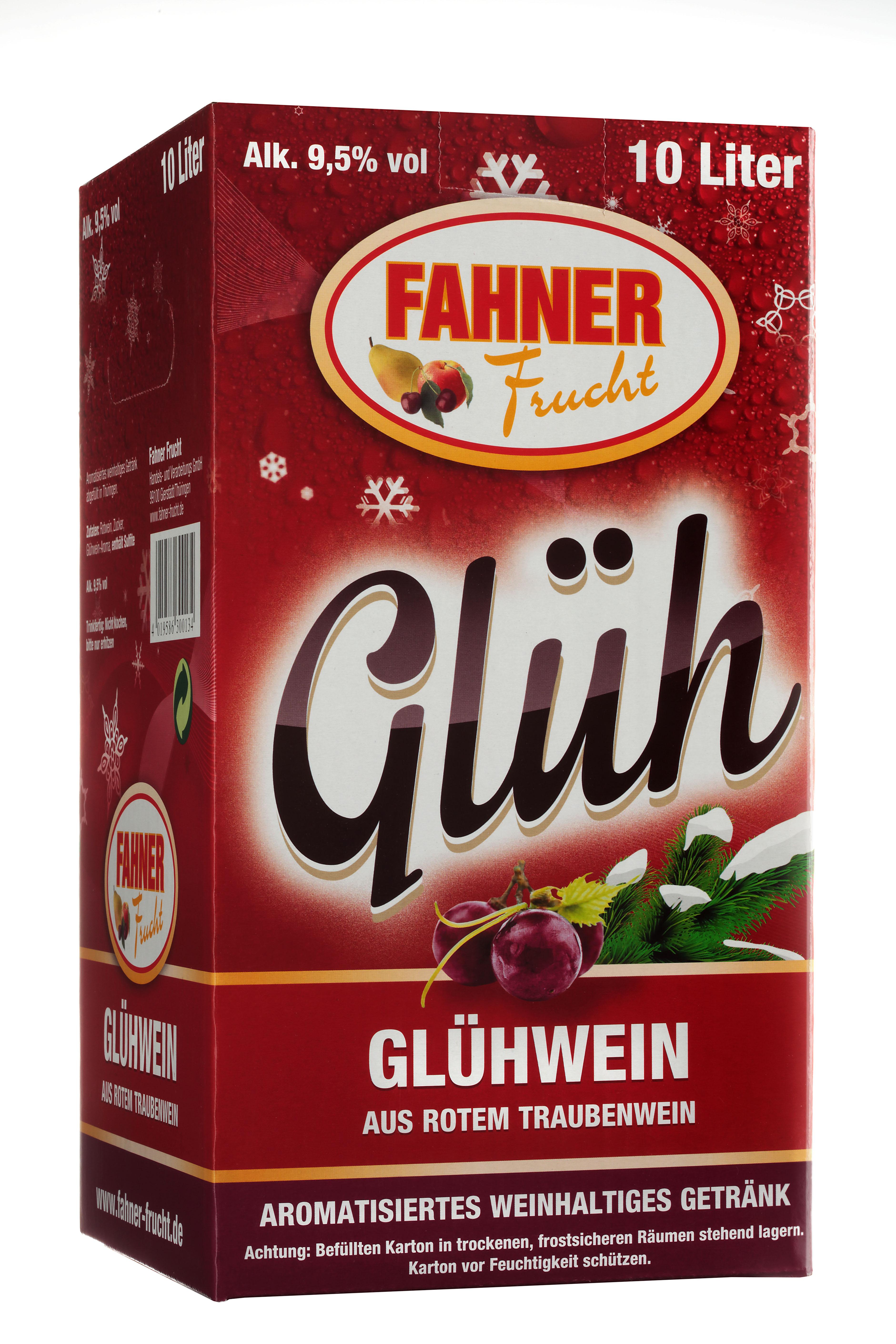 10 Liter GlГјhwein